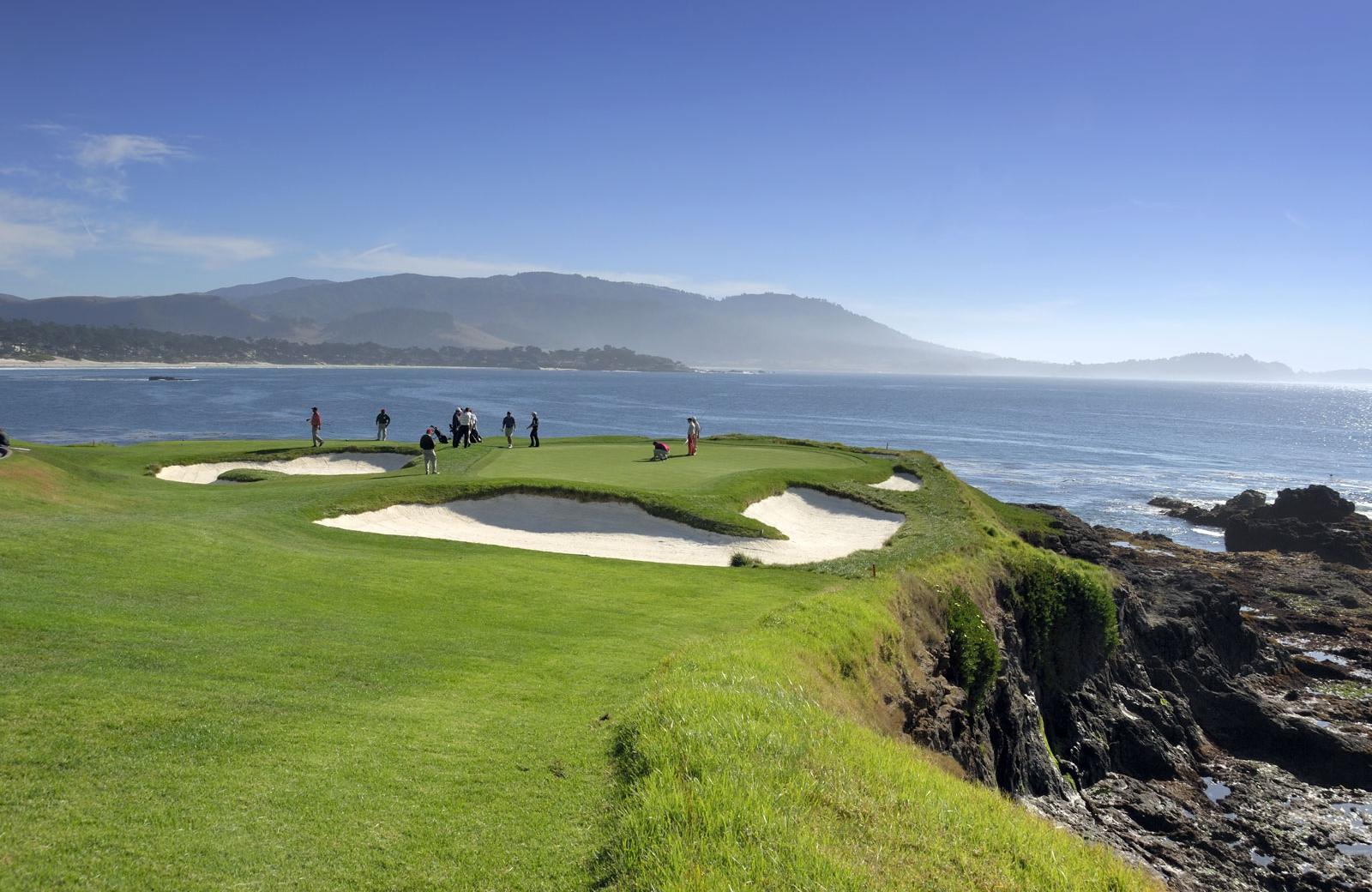Image de fond 100 Golf