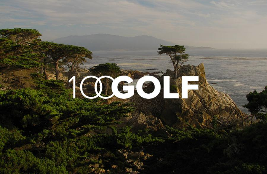 Image avec Logo 100Golf
