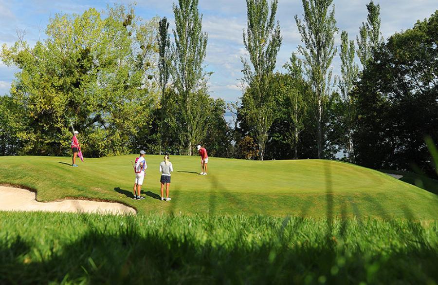 Parcourt de Golf entre amis